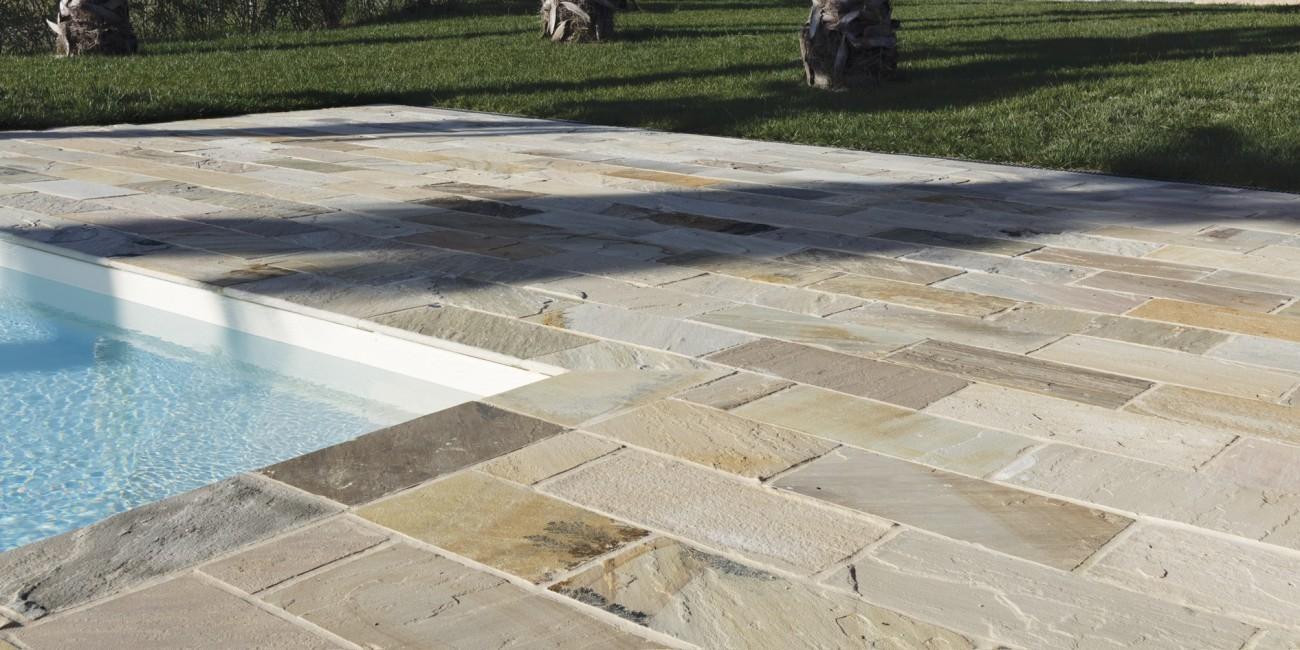 Pietra Naturale Botticelli pavimento