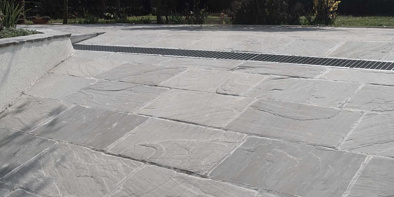 Pietra Naturale Monet pavimento
