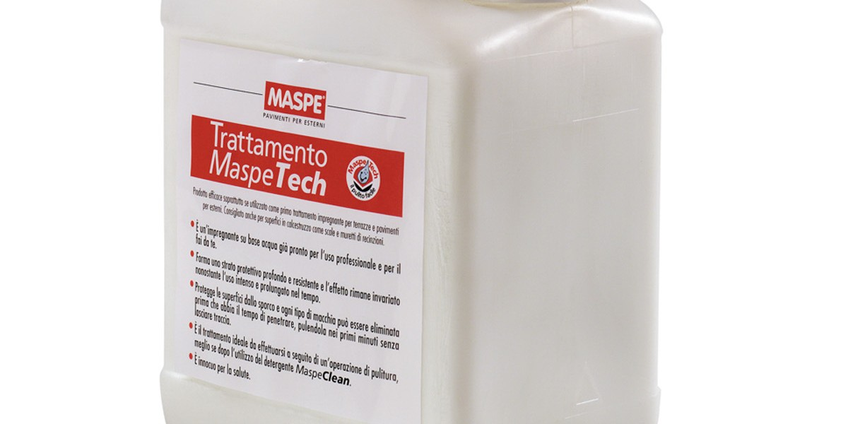 MaspeTech water-oil repellent treatment