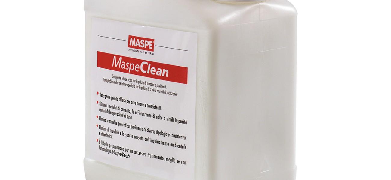 MaspeClean detergente per piastrelle